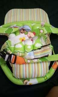 Baby carrier gendongan depan