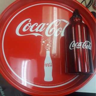 Coca Cola Bottle Tray Combo