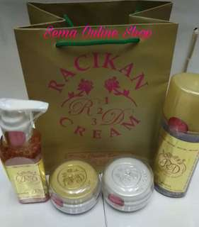 Cream RD Gold ori