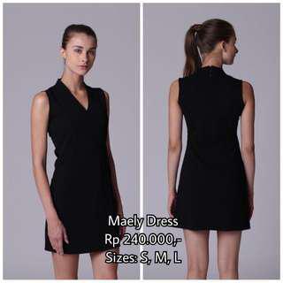 Maely Dress by @vavinstudio