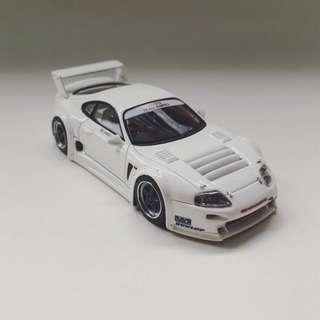 HPI 1:43 Toyota Supra LM test car 利曼