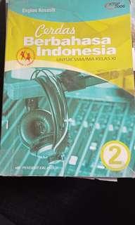 CERDAS BERBAHASA INDONESIA KELAS 2 SMA KTSP 2006