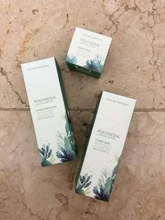 NATURE REPUBLIC POLYNESIA SKINCARE KIT