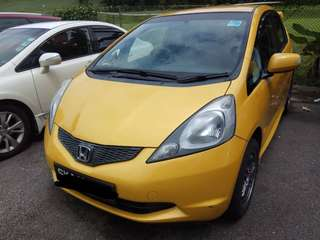 Honda Jazz Fit 1.3A SG