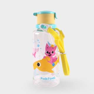 Pink Fong Water Bottle Baby Shark