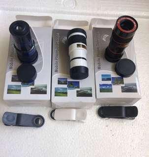Mobile phone telescope