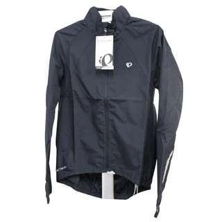 Cycling Jacket Pearl Izumi Men's Mountain Bike Barrier Clothing Black Top M /  XL New