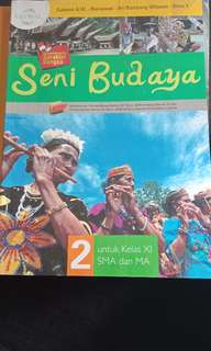 SENI BUDAYA KTSP 2006 UNTUK SMA KELAS 2