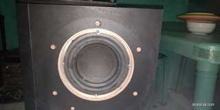 Sony subwoofer ss-ws101