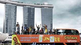 🚚 FunVee Open Top Bus 1 Day Hopper Pass