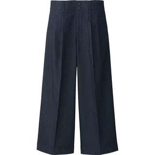 Uniqlo Wide Leg Pants (used twice)