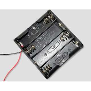 🚚 Battery Box / Battey Case for 4 pcs AAA use. Code: EX1257