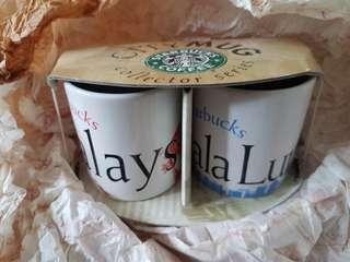 🚚 KL starbuck mini mug