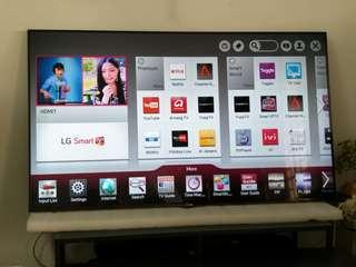 LG 55 INCH 3D SLIM SMART LED TV