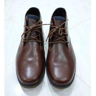 ORI - Timberland Shoes - Ekbradst Chk Leather - Brown