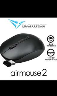 Wireless Air Mouse Choose From Black Or White