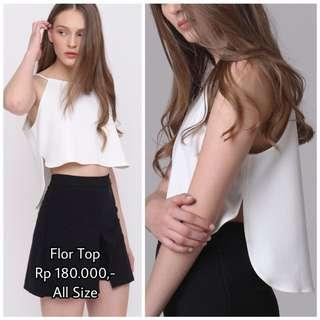 Flor Top by @vavinstudio