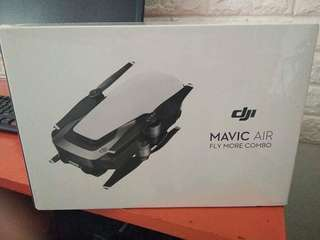 Mavic Air FMC Onyx Black