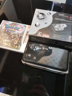 New Nintendo 2DS LL Metal Slim Limited Edition