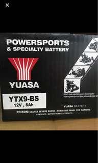 Battery for Duke200/390