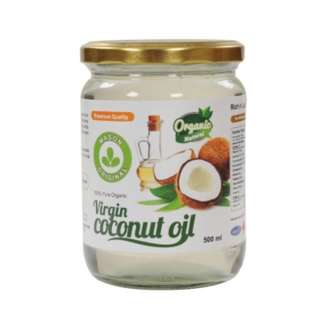 Malaysia Cold Pressed Organic Virgin Coconut Oil - 500ml