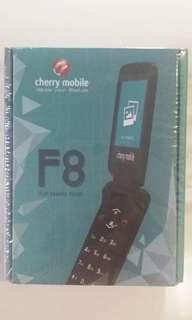 Sealed Brandnew Cherry Mobile F8 Flip Camera Phone