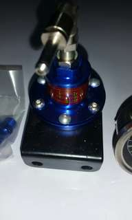 Sard adjustable fuel pressure regulator