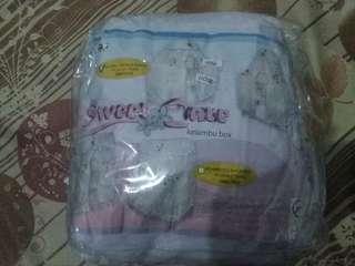Kelambu box baby 1 tiang freeongkir