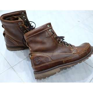 ORIGINAL - Timberland Boot Shoes - Earthkeeper Burn Brown