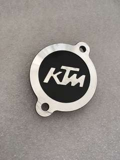 KTM Duke/RC Oil Filter CNC Aluminium Cap
