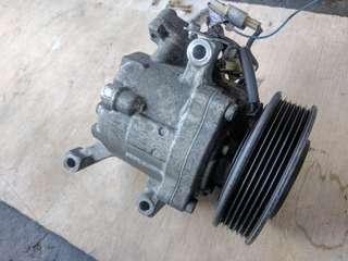 Compressor aircon denso myvi