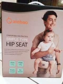 🚚 愛兒寶aiebao抱嬰腰蹬
