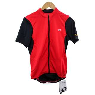 Cycling Gear Pearl Izumi Men's Jersey SELECT Red Top S New