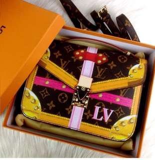 (NEW) LV Trunk Collection
