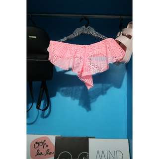 Mossimo Pink swimsuit top