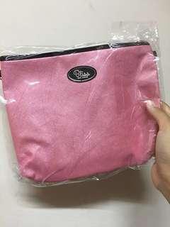 🚚 全新粉紅斜肩包