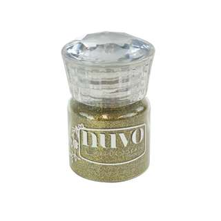 Nuvo - Glitter Embossing Powder - Gold Enchantment