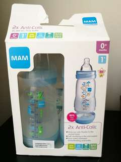 MAM Anti-Colic Nursing Bottle