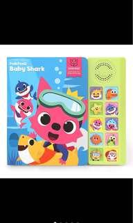 🚚 Pinkfong baby shark book musical book