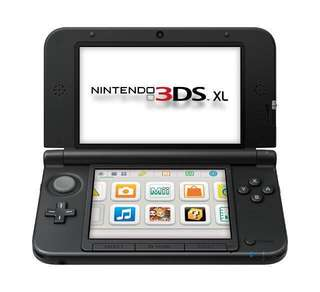Nintendo 3DS XL Black