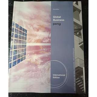Used Global Business (3rd Ed)