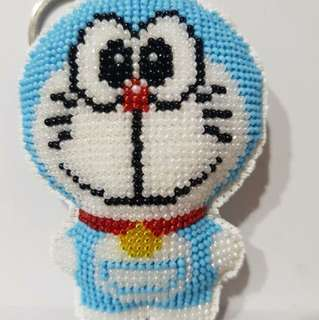 Handmade Doraemon Key Chain