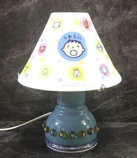 大口仔2003陶瓷枱燈