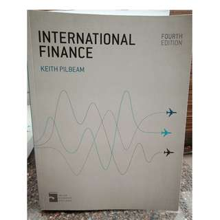 Used International Finance (4th Ed)