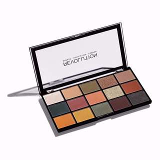 ✨INSTOCK SALE: MAKEUP Revolution Re-Loaded Palette - Iconic Division