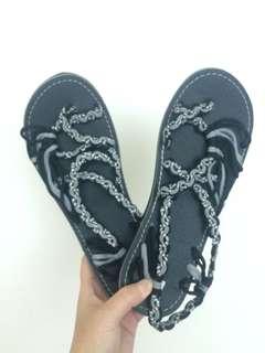 🚚 編織涼鞋