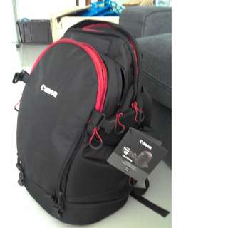 Canon Camera Backpack for DSLR (brand new!!)