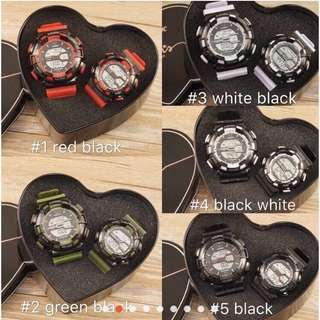 New!!! G-shock Baby -G couple watch lowest price!!
