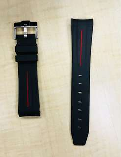 Rubber B strap / M106 / with buckle / 適合勞力士手錶 / 錶帶
