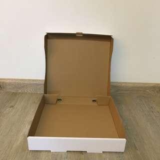 Pizza Box (White)